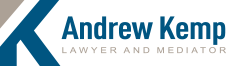 Andrew Kemp Lawyer and Mediator
